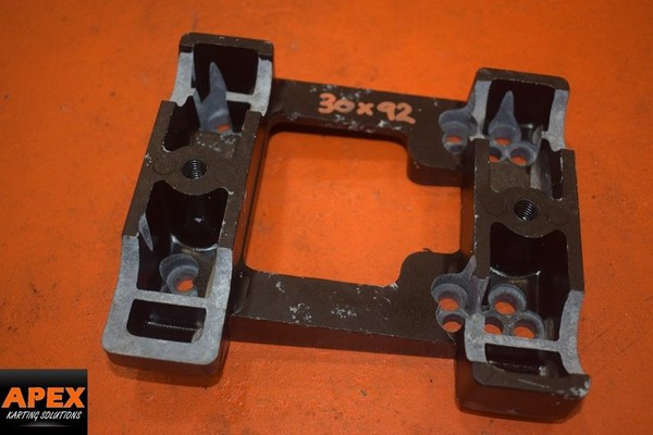 Karting Engine Mount 30mm x 92mm