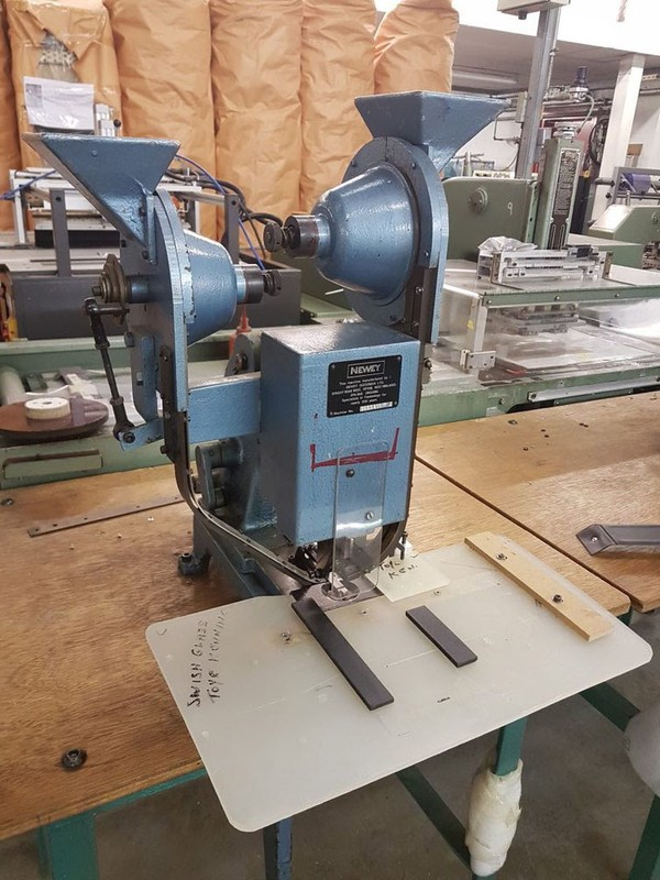 Bench mounted stud machine for sale