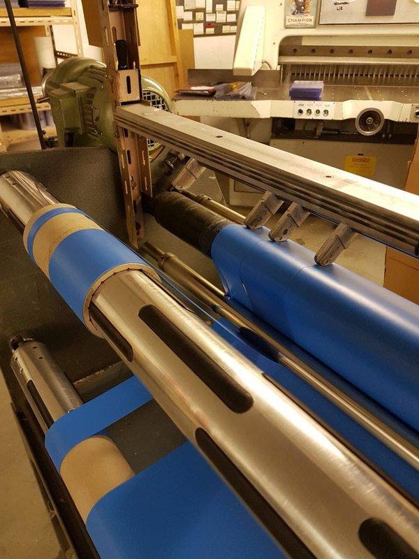 Used press stud machine
