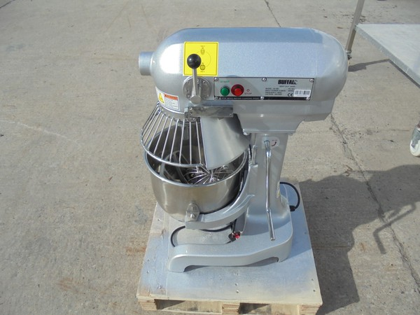 Used Buffalo mixer for sale