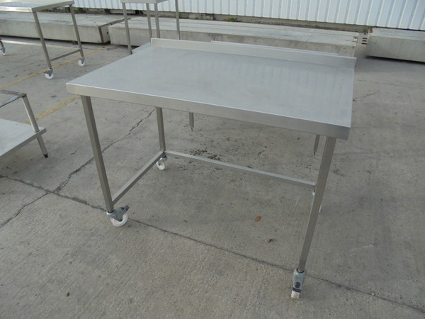 Steel table for sale