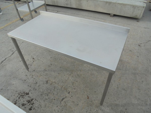 Low steel table for sale
