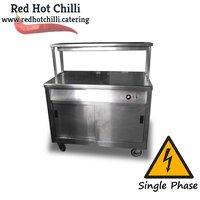 Hot Cupboard and Heated Gantry (Ref: RHC2720)