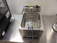 Ex demo buffalo counter top fryer