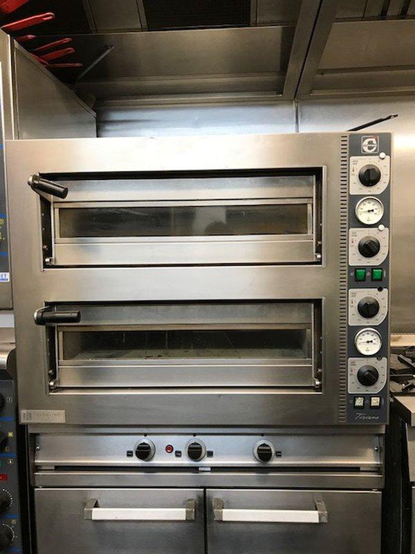 Cuppone Tiziano Double Pizza Oven