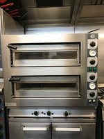 Cuppone Tiziano Double Pizza Oven