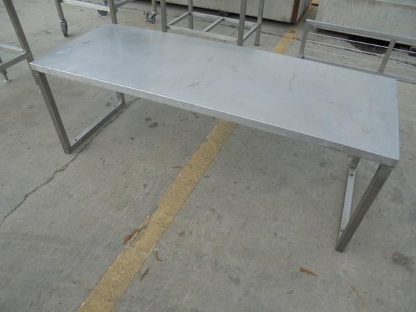 Steel gantry shelf/stand