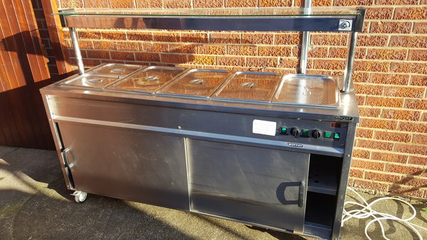 Used carvery unit