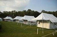 Indian style glamping tents for sale