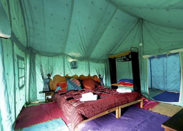 Shikar glamping tents