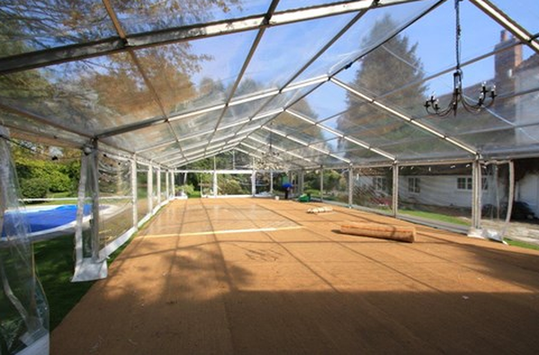 Panoramic Marquee Walls