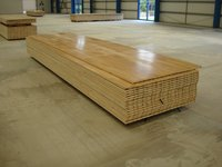 2000m2 Boen Sport Boflex laminate sports floor