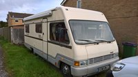 Tabbert A class 5 berth motorhome for sale