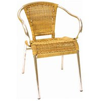 Ex hire LA rattan chairs for sale