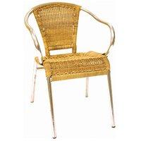 Ex hire LA rattan chairs for sale