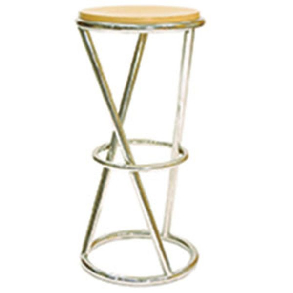 Used wood stools