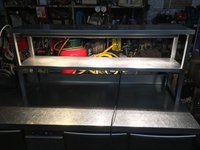 Used 2 tier heated gantry UK