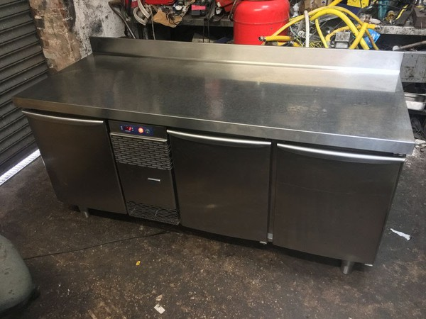 Commercial prep fridge for sale