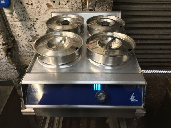 4 pot bain marie for sale UK