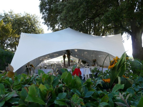 Ex hire capri marquee for sale UK