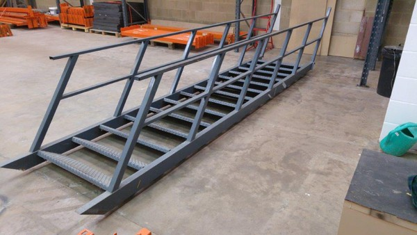 stairs for Mezzanine floors