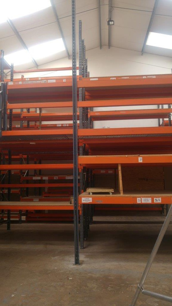 Steel beam rack UK
