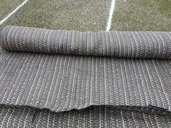 Rolled up matting for sale