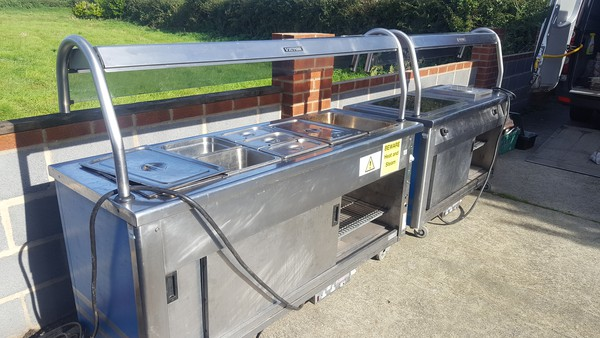 Secondhand victor cervery unit