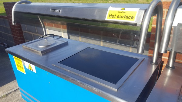 Used bain maire countertop