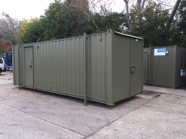 Used office/centeen portable building for sale
