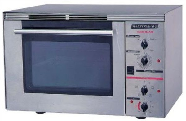 Maestrowave Combi Chef Iv combination microwave oven