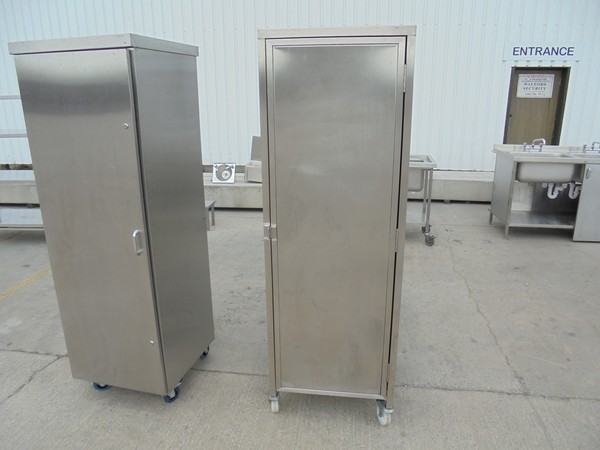 Secondhand Catering Equipment | Kitchen Cupboards and Cabinets