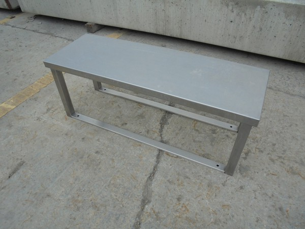 Used steel gantry shelf for sale