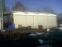 Thermo Roof - 20m x 20m