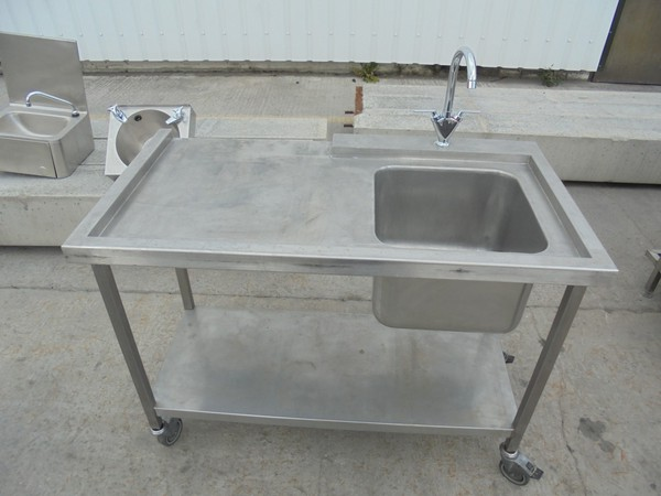 Used dishwasher sink for sale