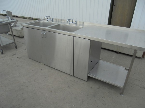 Kitchen cabinet with sink for sale