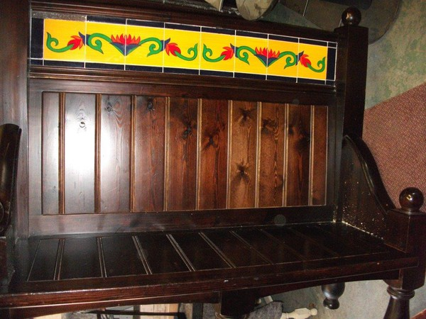 Reclaimed Pub Benches / Settles