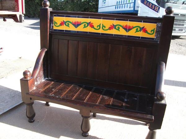 Vintage Pub Benches / Settles