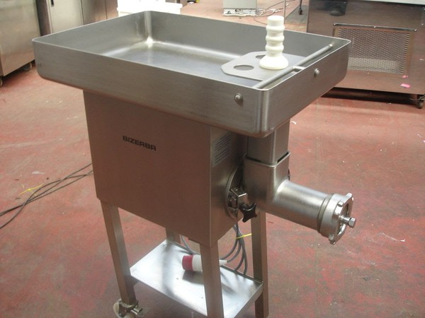 Bizerba Fw-N325/2 Commercial Mincer on Stand