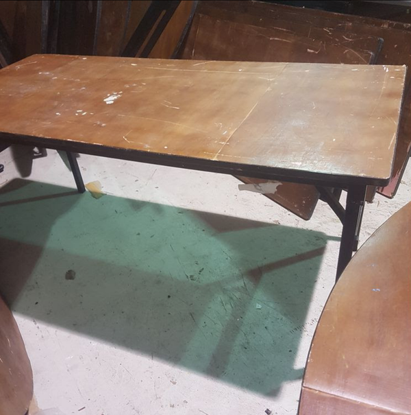 Second hand trestle tables UK