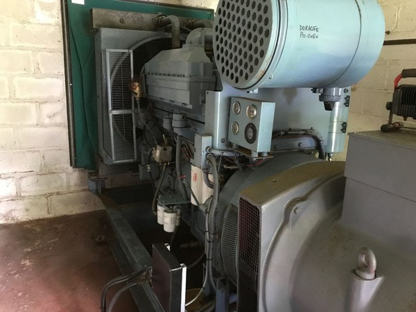 Auto Diesel 350 Kva Standby Generator