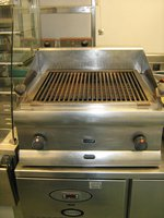 Used chargrill for sale UK