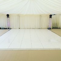 Ex hire LED dance floors for sale