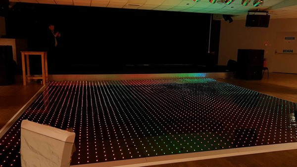 LED floors cornwall
