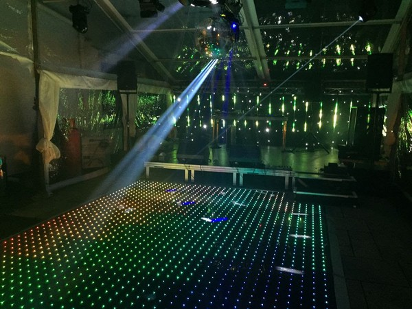 Used dance floors UK