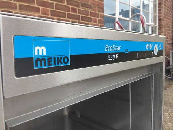 2015 Meiko Ecostar 530 F Dishwasher / Glass washer