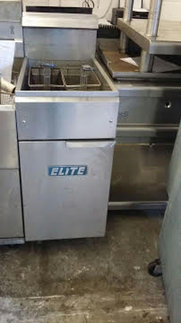 Imperial CIFS40 Gas Fryers