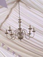 8 arm chandelier