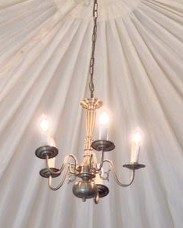 4 arm chandelier for sale