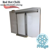 Commercial walk in fridge